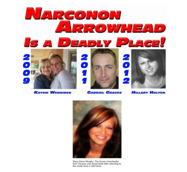 Narconon DEATHS