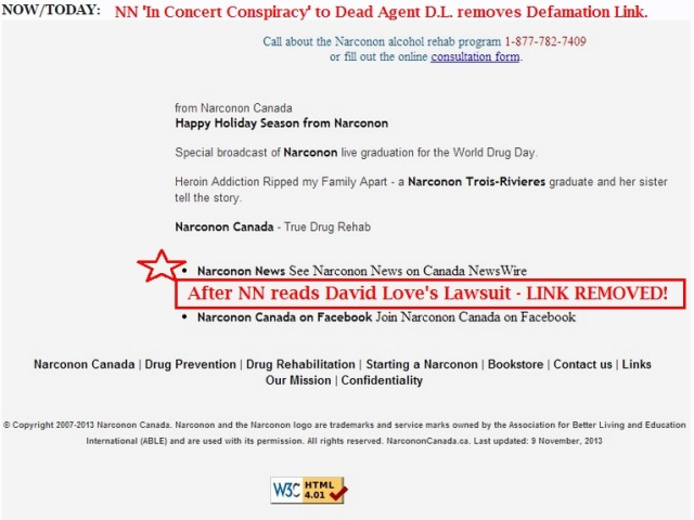 NN Canada Defamation Link Removed